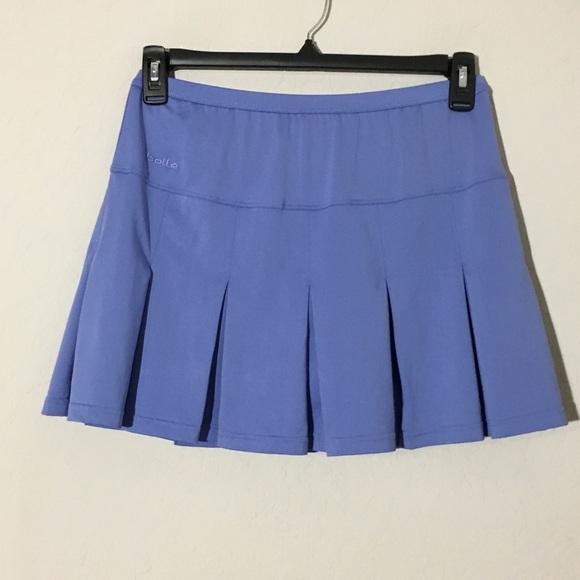 63a91a274f bolle Shorts | Pleated Tennis Skirt Skort Purple Sz M | Poshmark